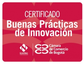 We have the seal of Good Practices of Innovation!